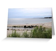 Tranquility ~ From Here To Eternity Greeting Card