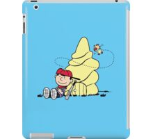 It's an Adventure, Ninten Brown! iPad Case/Skin