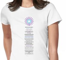 Timeless Mind Womens Fitted T-Shirt