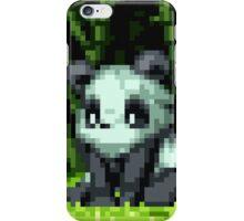 Pixel Panda iPhone Case/Skin