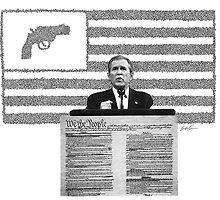 America by Eric  Mahoney