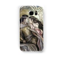 King and his queen Samsung Galaxy Case/Skin
