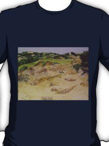 Golf Hole 13th Beach T-Shirt