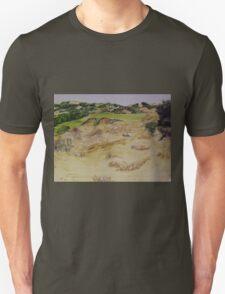 Golf Hole 13th Beach Unisex T-Shirt