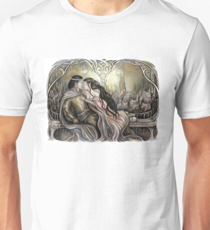 King and his queen Unisex T-Shirt