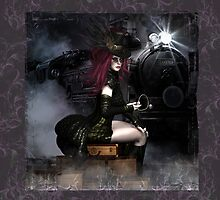 SteamXpress by Shanina Conway