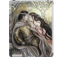 King and his queen iPad Case/Skin