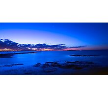Wellington Point - Sunset Photographic Print