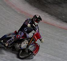 Ice-Speedway Mega Lada by Stefan Trenker