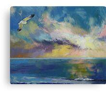 Eternal Light Canvas Print