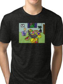 I Believe We Can Go Deeper Tri-blend T-Shirt
