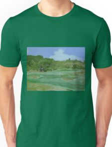 Golf Hole Moonah Links Unisex T-Shirt