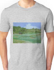 Golf Hole Moonah Links Unisex T-Shirt