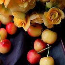 Cherry Gold by Michael May