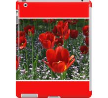Tulips iPad Case/Skin