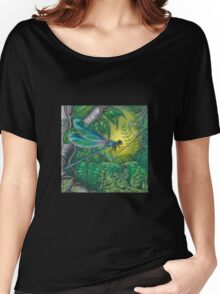 """Dragonfly Dreaming"" Women's Relaxed Fit T-Shirt"