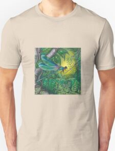 """Dragonfly Dreaming"" T-Shirt"
