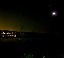 The Dark Night by Salien