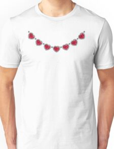 Pretty Woman Ruby Necklace Unisex T-Shirt