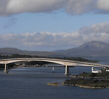 Skye Bridge, Kyle o Lochalsh by iainy73