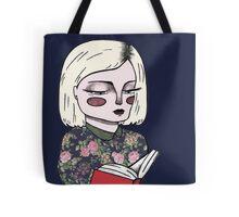 Rosie Reading Tote Bag
