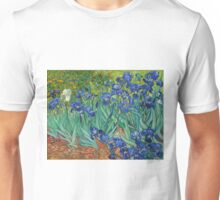 Vincent Van Gogh irisis Unisex T-Shirt