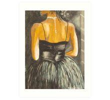 The Dress Art Print
