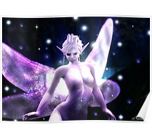 Fairy Sparkles Poster