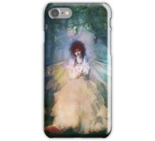The Butterfly Painter iPhone Case/Skin