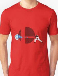 Ryu, Hadouken! - Sunset Shores T-Shirt