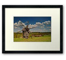 Ukraine Framed Print