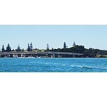Forster-Tuncurry Bridge Photographic Print