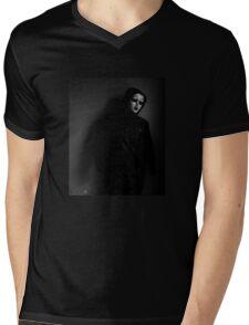 Standing Dormant Mens V-Neck T-Shirt