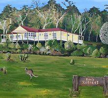Roo's Retreat 2 by Nicola Morgan