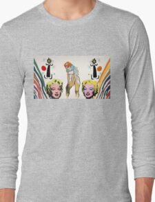 Louis, Miro, Warhol, Toulouse-Lautrec Long Sleeve T-Shirt