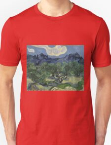 Vincent Van Gogh the olive trees T-Shirt
