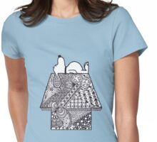 My mansion Womens Fitted T-Shirt