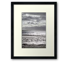 Coney Island, Northern Ireland Framed Print