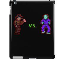 Freddy vs. Jason 8-Bit iPad Case/Skin