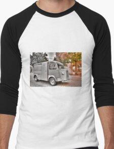 French made truck/van Men's Baseball ¾ T-Shirt