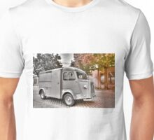French made truck/van Unisex T-Shirt