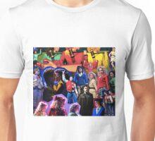 Heather's Collage Unisex T-Shirt