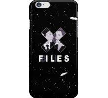 FBI LIES - Monochrome iPhone Case/Skin