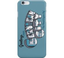 Greetings from Cerulean City iPhone Case/Skin