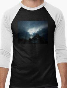Sun Force Men's Baseball ¾ T-Shirt