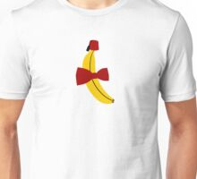 Bananas, Bowties, and fezes. Unisex T-Shirt