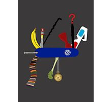 Swiss Doctor Knife Photographic Print