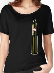 A Bullet with your name on it Women's Relaxed Fit T-Shirt