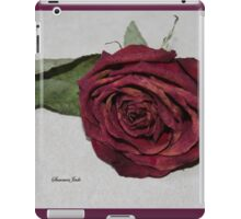 Each Phase of Life ~ a Unique Beauty iPad Case/Skin