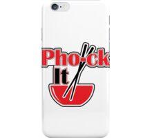 Pho-ck It iPhone Case/Skin